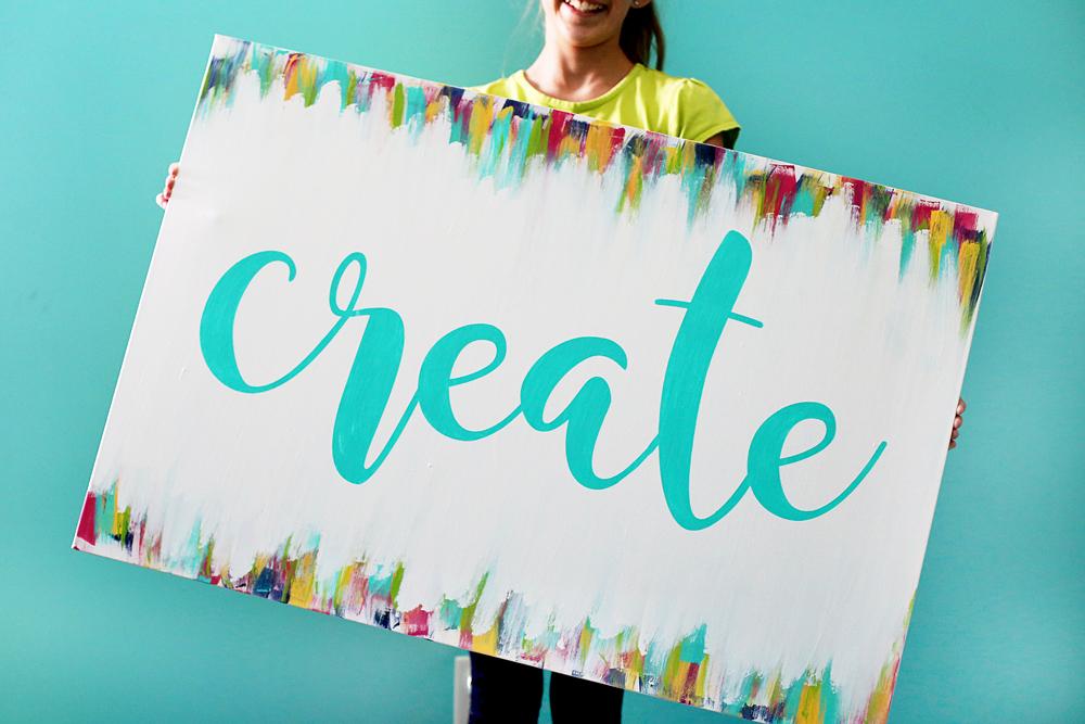 diy-craft-room-canvas-decor