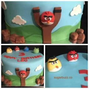 web Angry Birds w