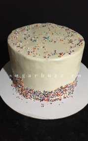 A non-parielle cake