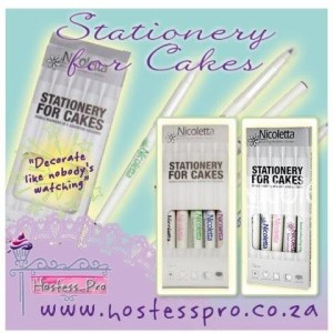 Edible Writing Pens - Lilac SINGLE