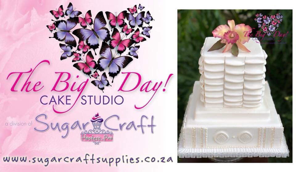 Sugar Flowers and Fondant Finishes