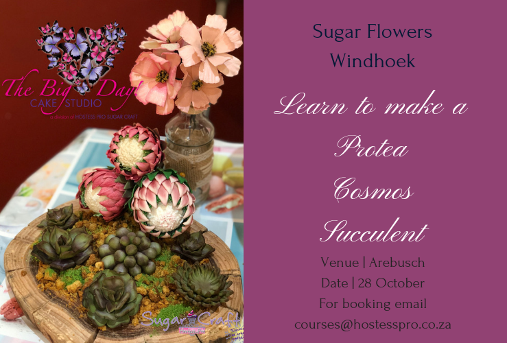 SUGAR FLOWERS WINDHOEK UPDATED