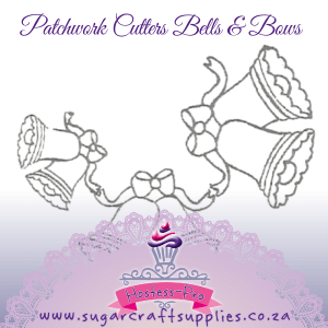 Patchwork Cutters | Bells & Bows