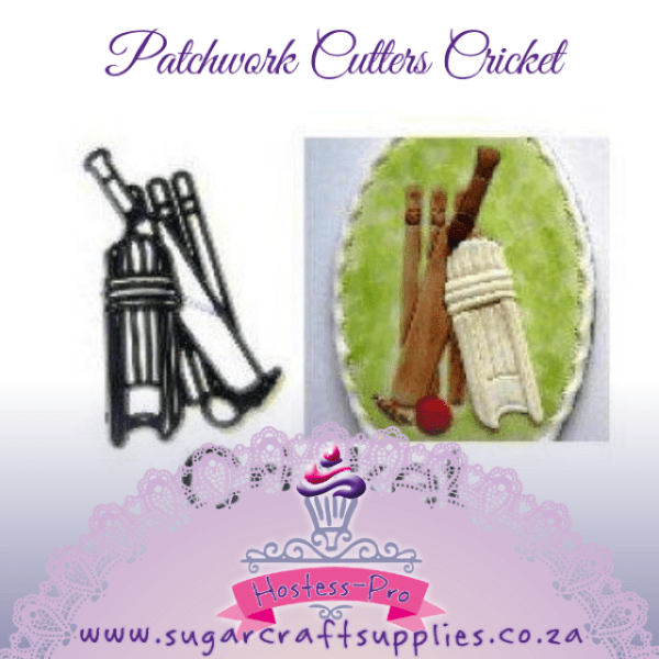 Patchwork Cutters | Cricket