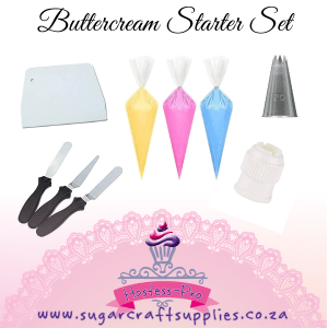 Buttercream Starter Set