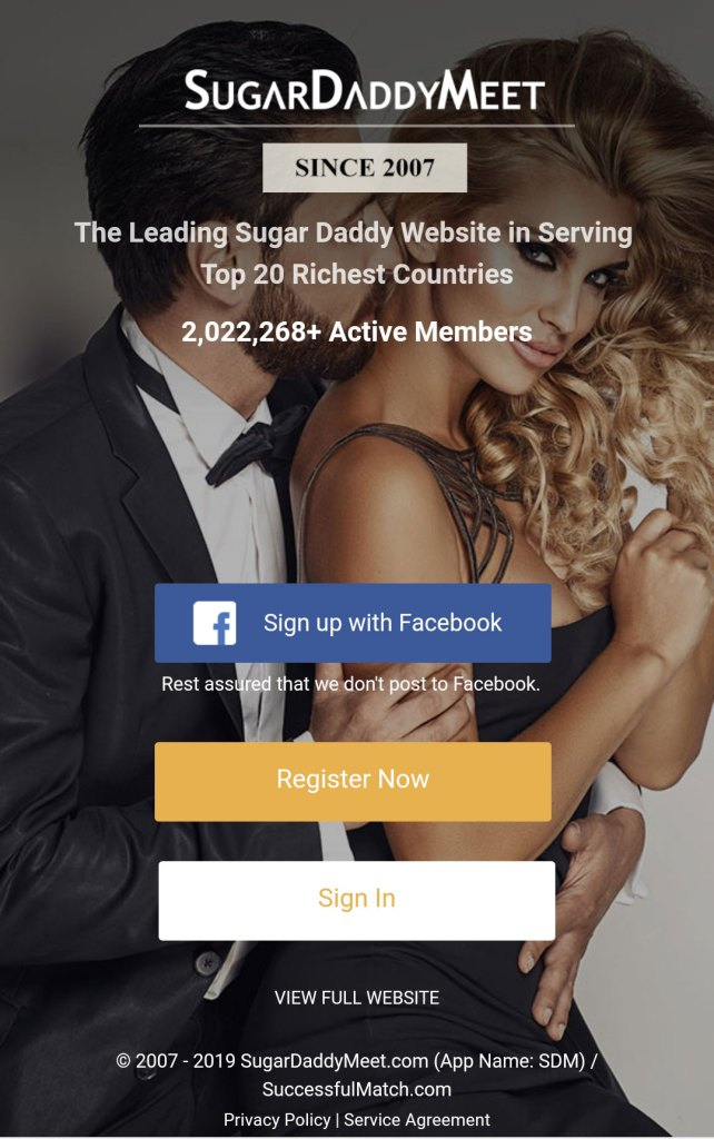 Login-SugarDaddyMeet-Mobile