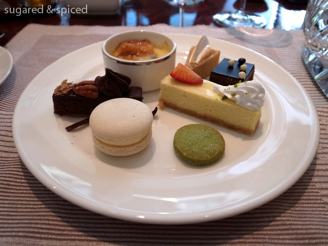 Shanghai The Waldorf Champagne Brunch Sugared Amp Spiced