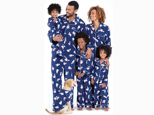 pajamas..