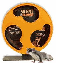 SILENT WHEEL de EXOTIC NUTRITION