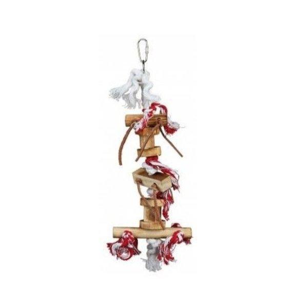 juguete para petauro del azucar enriquecimiento decoracion jaula petauros TIRAS DE PIEL sugar glider toy cage accesory