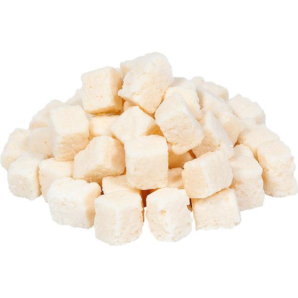 coco deshidratado en cubos y lascas golosinas snacks chucherias sanas para petauro del azucar petauros comprar tienda