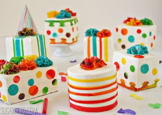 pastelitos para 30 de Abril