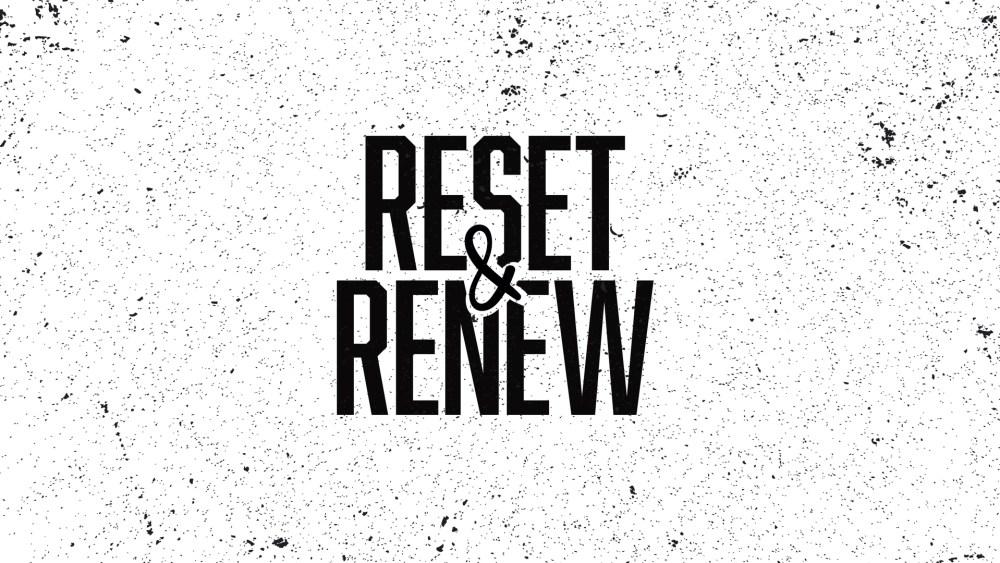 Reset & Renew Image