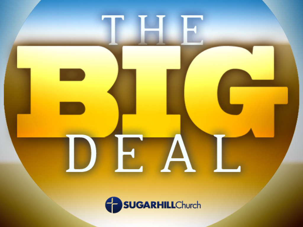 The Big Deal Week Two.001