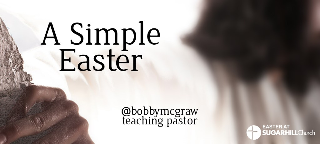 Bobby's Easter Message - Simple Easter.002