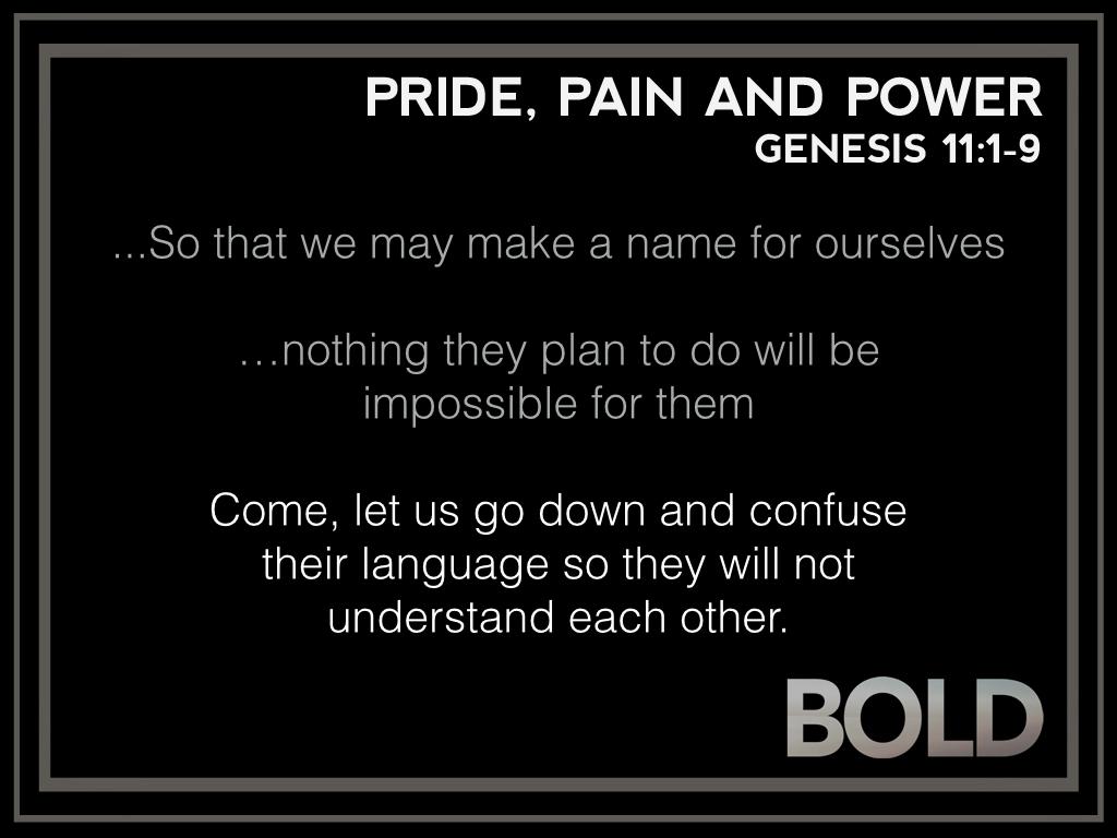 July 19 Genesis 11.004