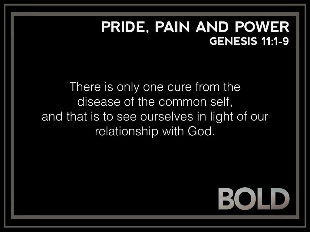 July 19 Genesis 11.007