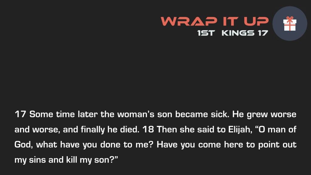 Wrap it Up Week 2.006
