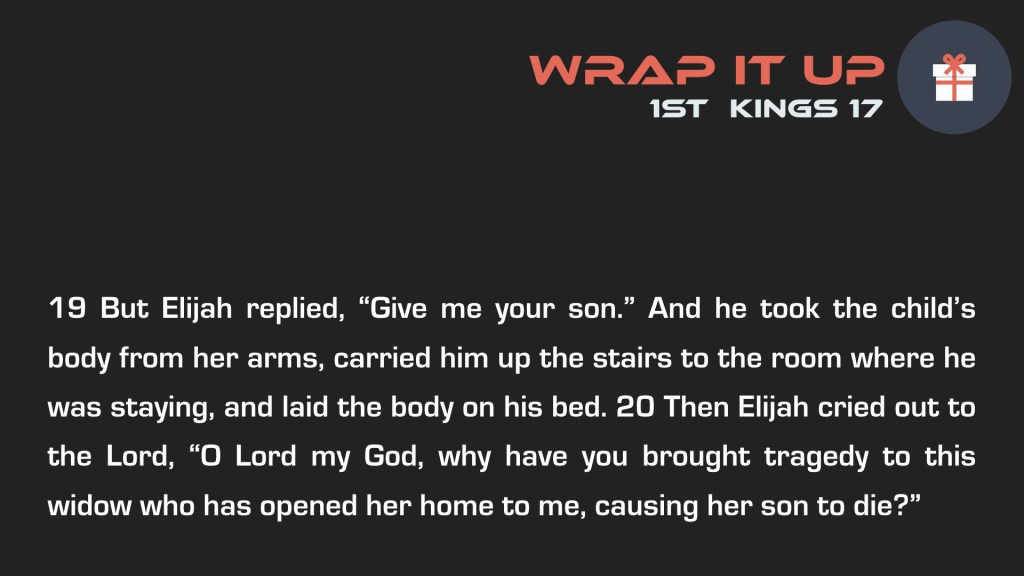 Wrap it Up Week 2.007