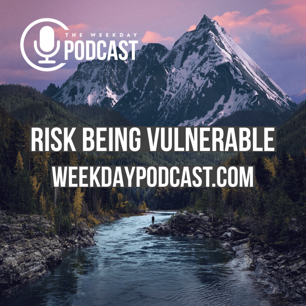 Risk Being Vulnerable Image