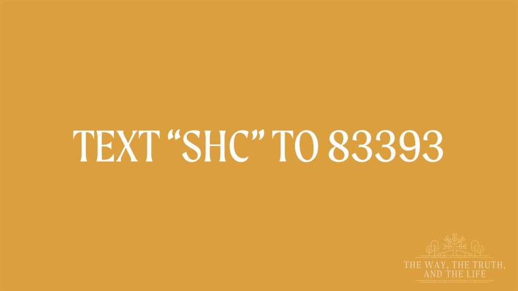 Message Slides/Notes [August 1, 2021]