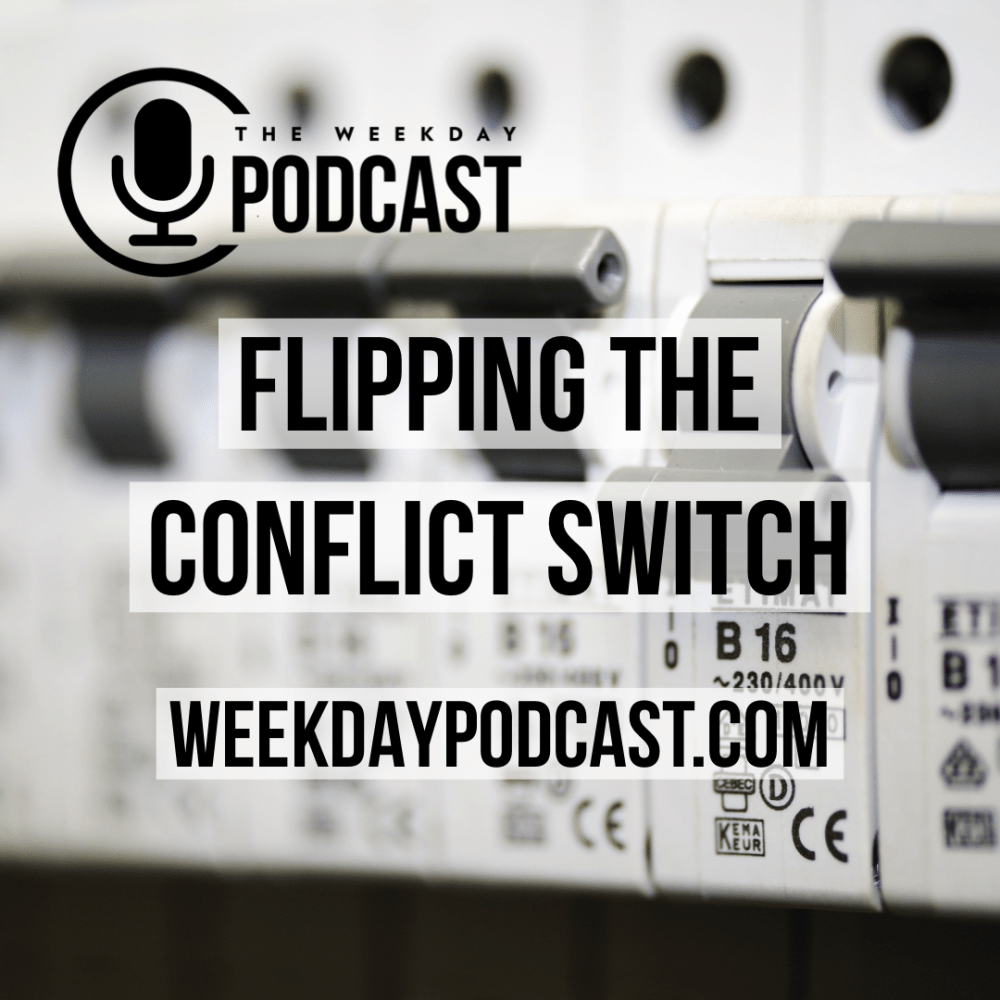 Flipping the Conflict Switch Image