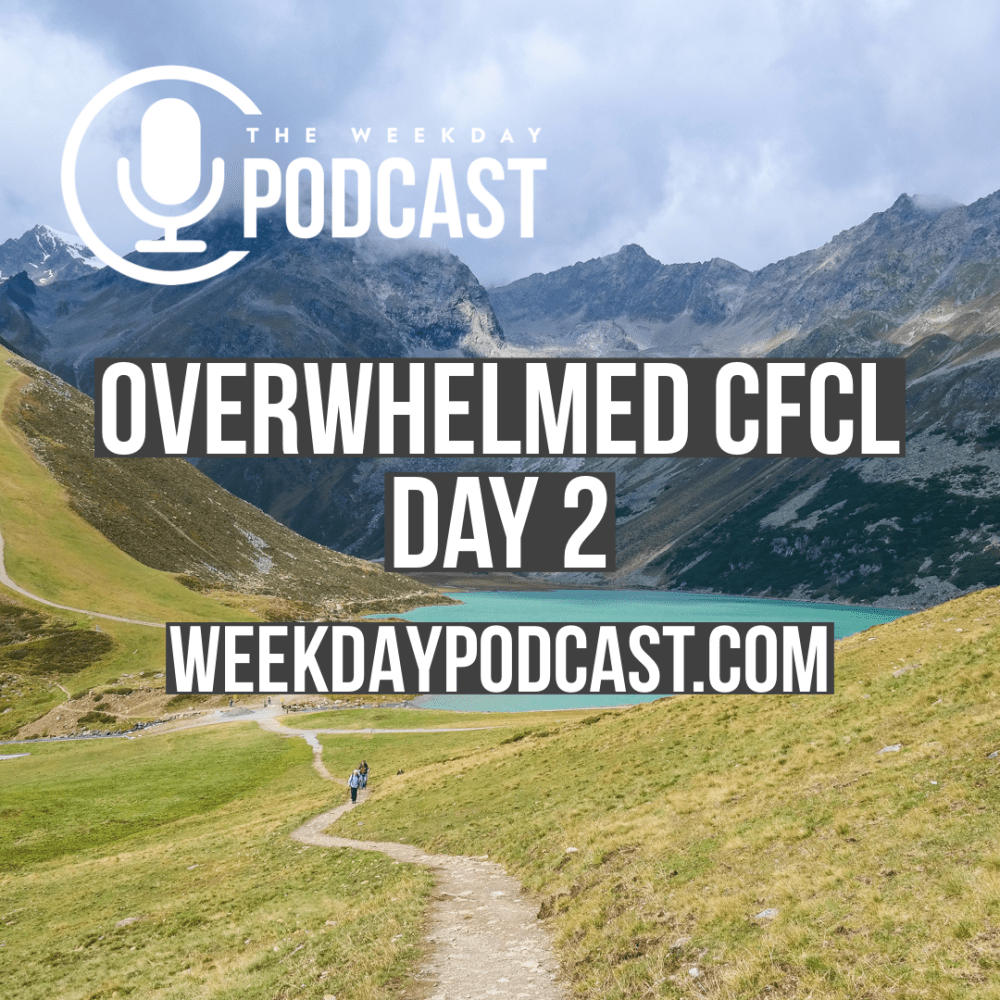 Overwhelmed CFCL: Day 2