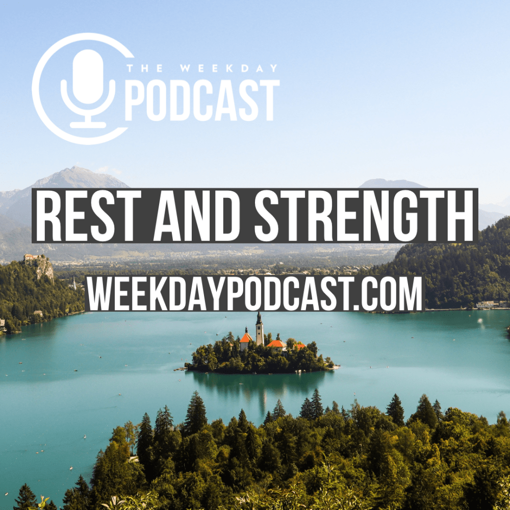 Rest and Strength Image