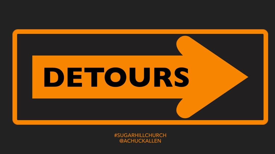 Detours Image
