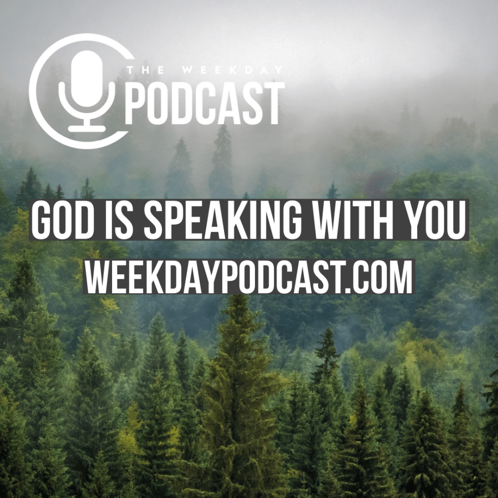 God is Speaking to You Image