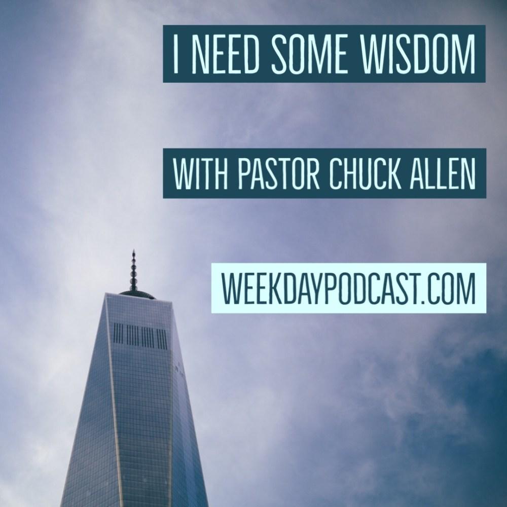 I Need Some Wisdom