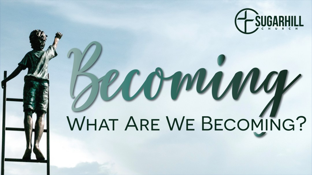 What Are We Becoming? Image