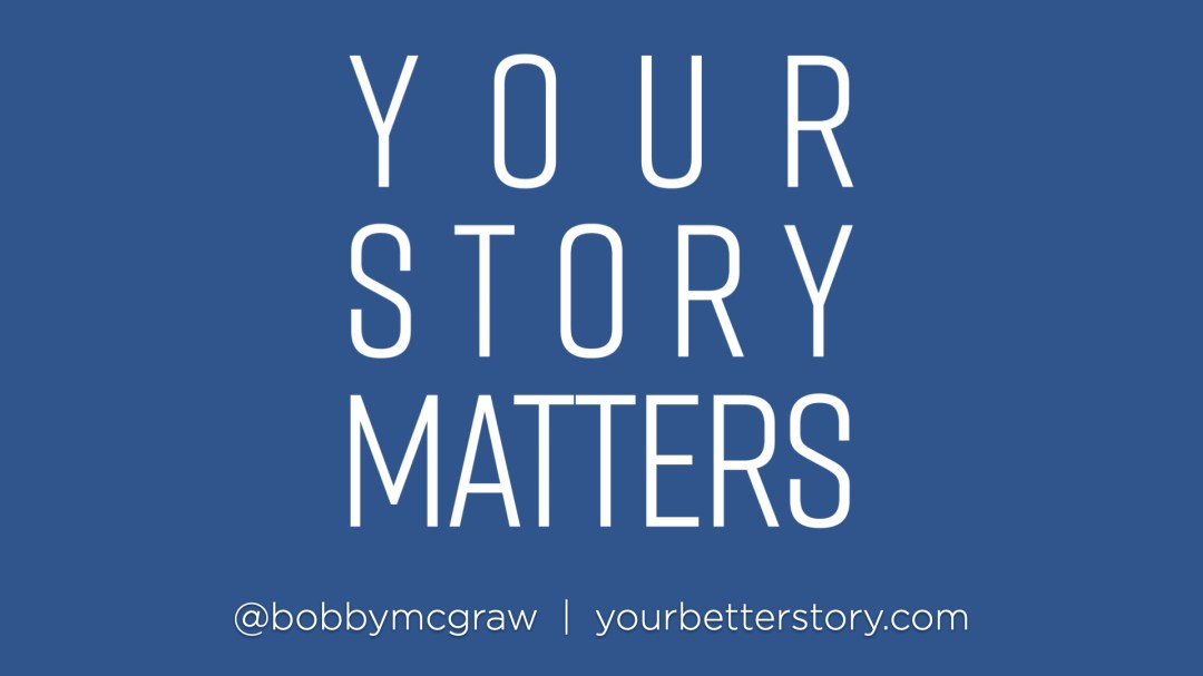 Your Story Matters - Week 3 Image