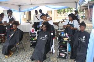 hairderssing