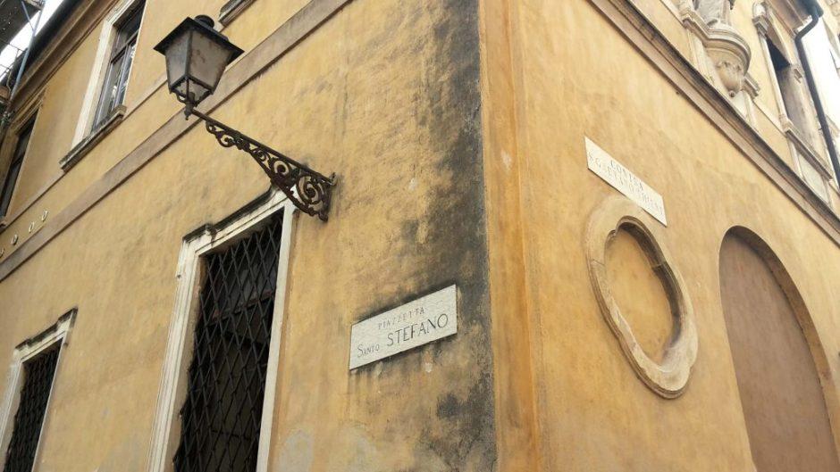 Vicenza, and a good Squash Risotto