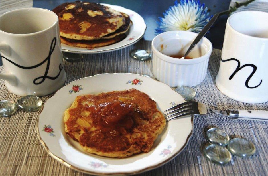 Aloha-pineapple -Pancakes