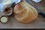 Pane di Pasqua (Easter Bread)