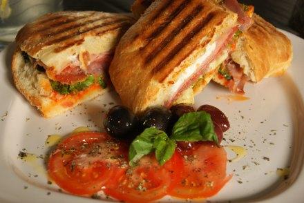 mixed italian panino