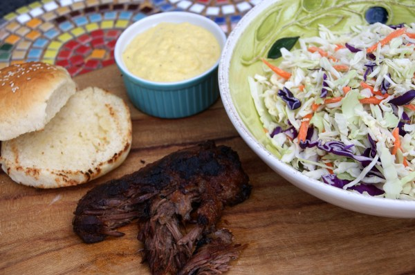 baked and barbecued brisket