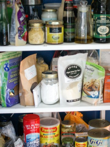 our pantry