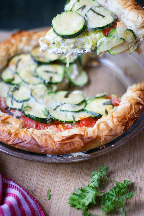 tomato-zucchine-leek-galette