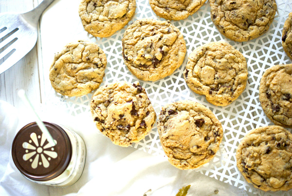 Chewy Chocolate Chunk Cookies