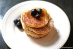 Lemon Ricotta Mini Pancakes