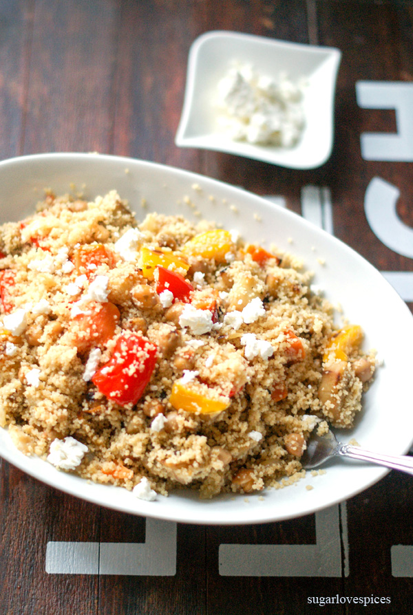 whole wheat cous cous