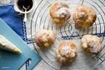 Bignè di San Giuseppe al Forno (St. Joseph's Day Baked Cream Puffs)