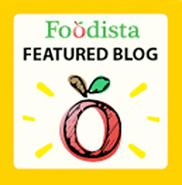 Foodista Food Blog of the Day Badge