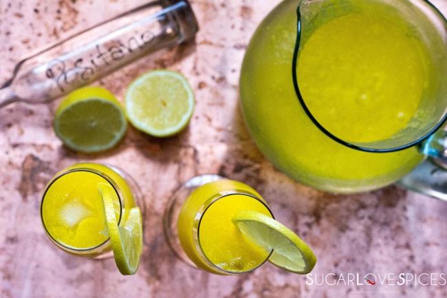 Watermelon-Limoncello-Lemonade