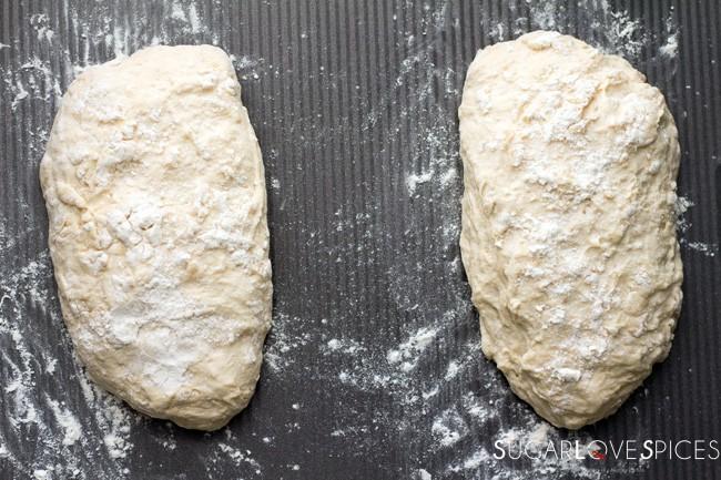 No-Knead, Rustic, Italian-style Bread