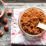Sundried Tomato Hazelnut Pesto