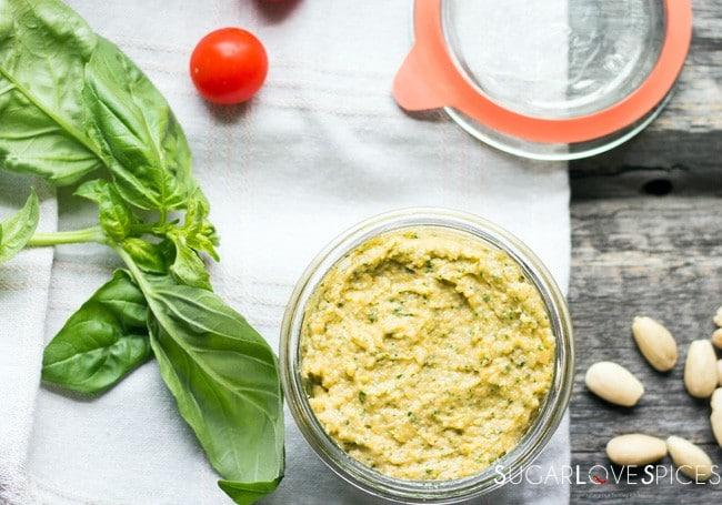 Sicilian Tomato Pesto (Pesto Trapanese)